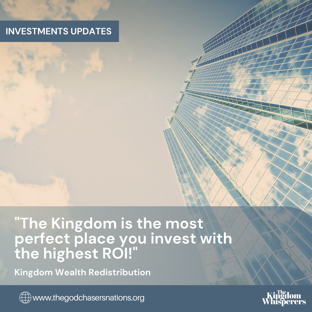 Kingdom Wealth Redistribution