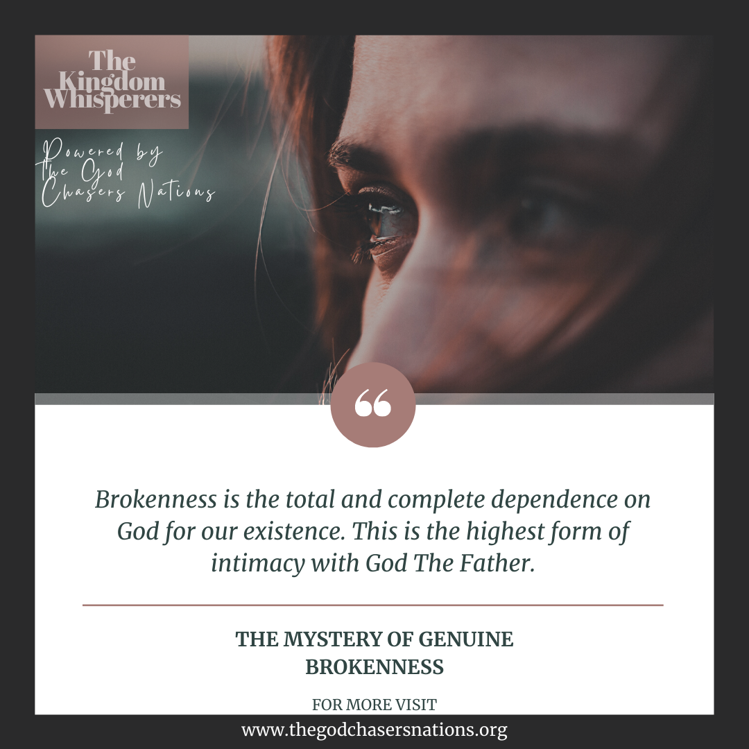 The Mystery of Brokenness