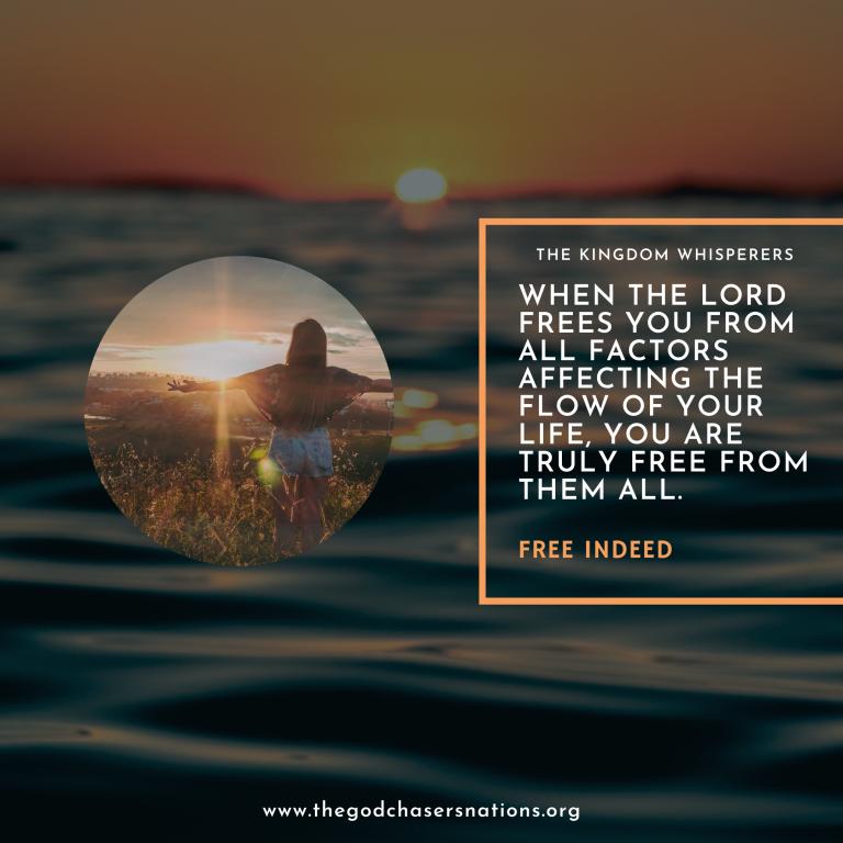 Free Indeed