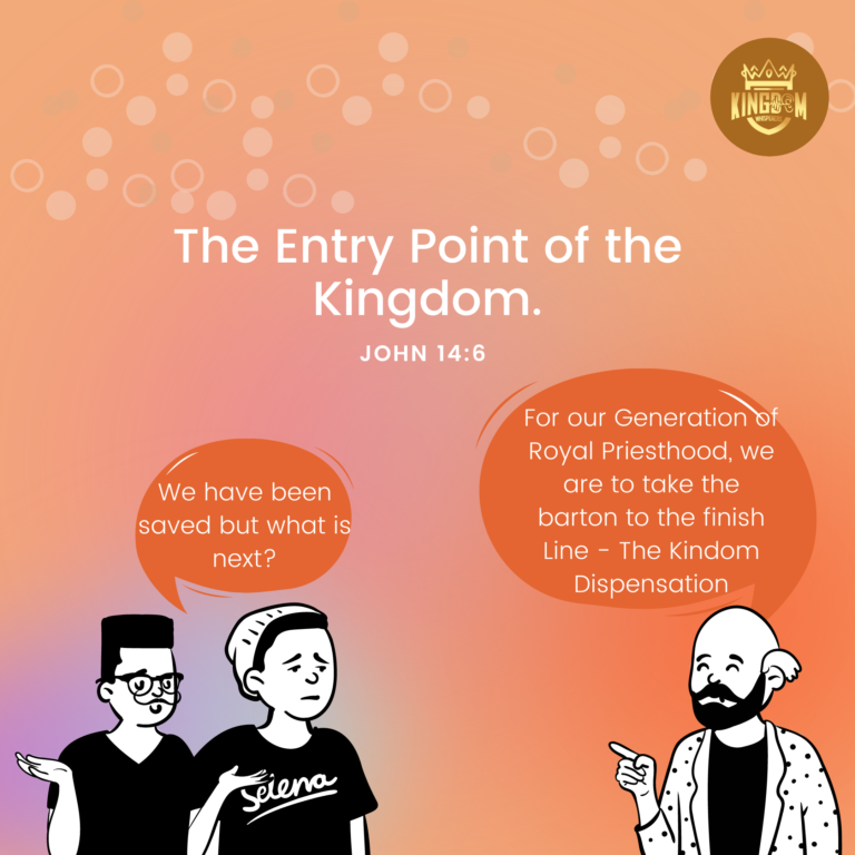 The Parable of the kingdom – Entry Point