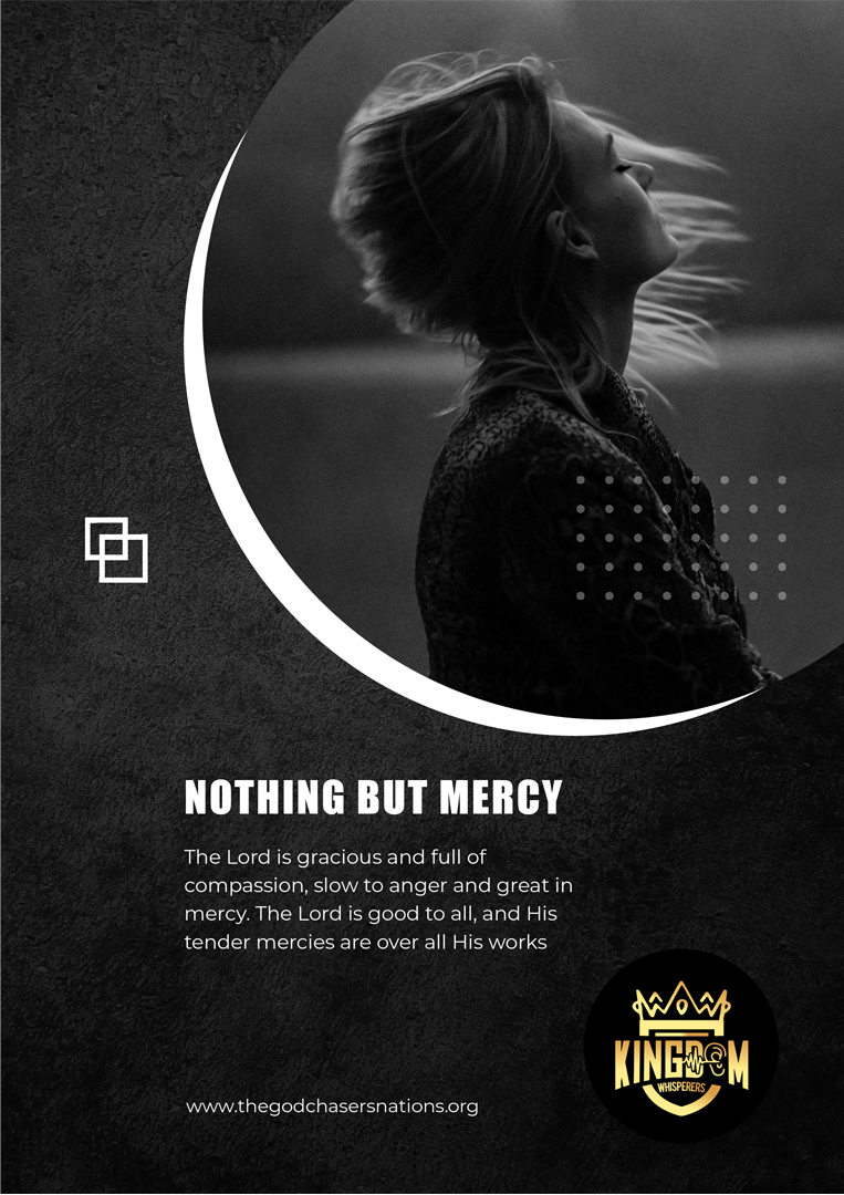 NOTHING BUT MERCY
