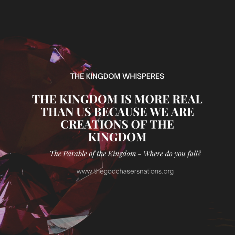 The Parable of the kingdom – Where do you fall