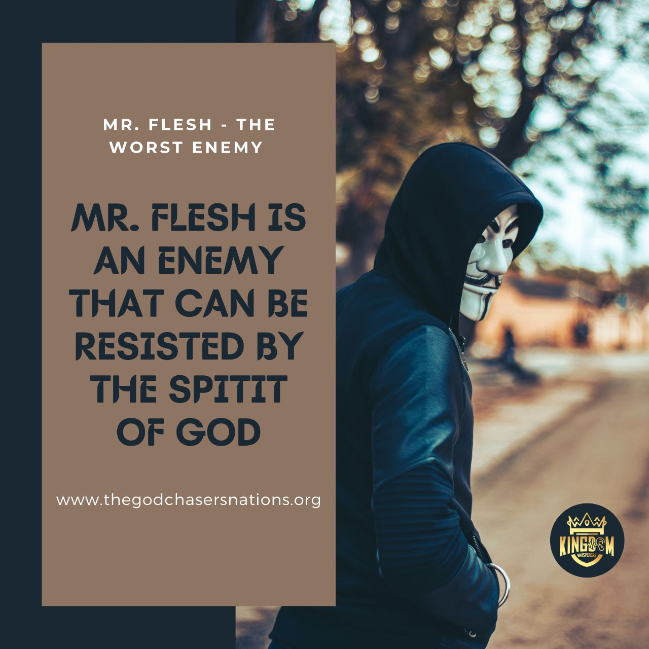 Mr Flesh The Worst Enemy