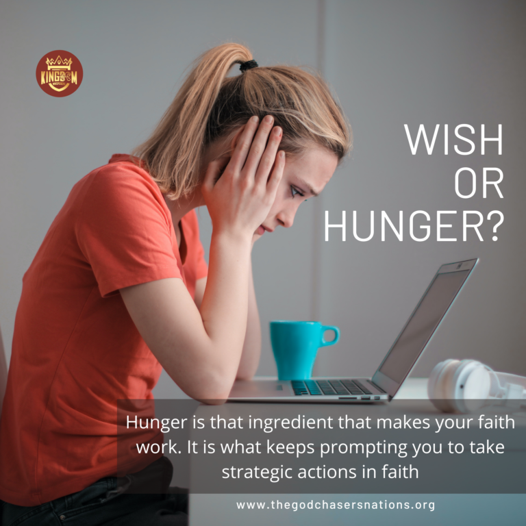 Wish or Hunger
