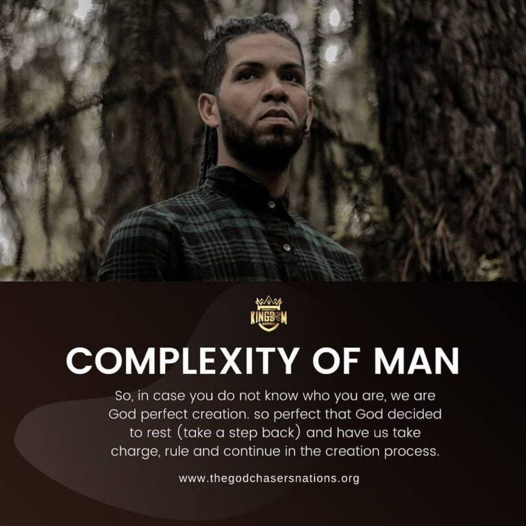 Complexity Of Man
