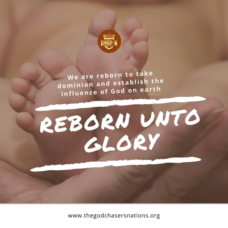 Reborn Unto Glory